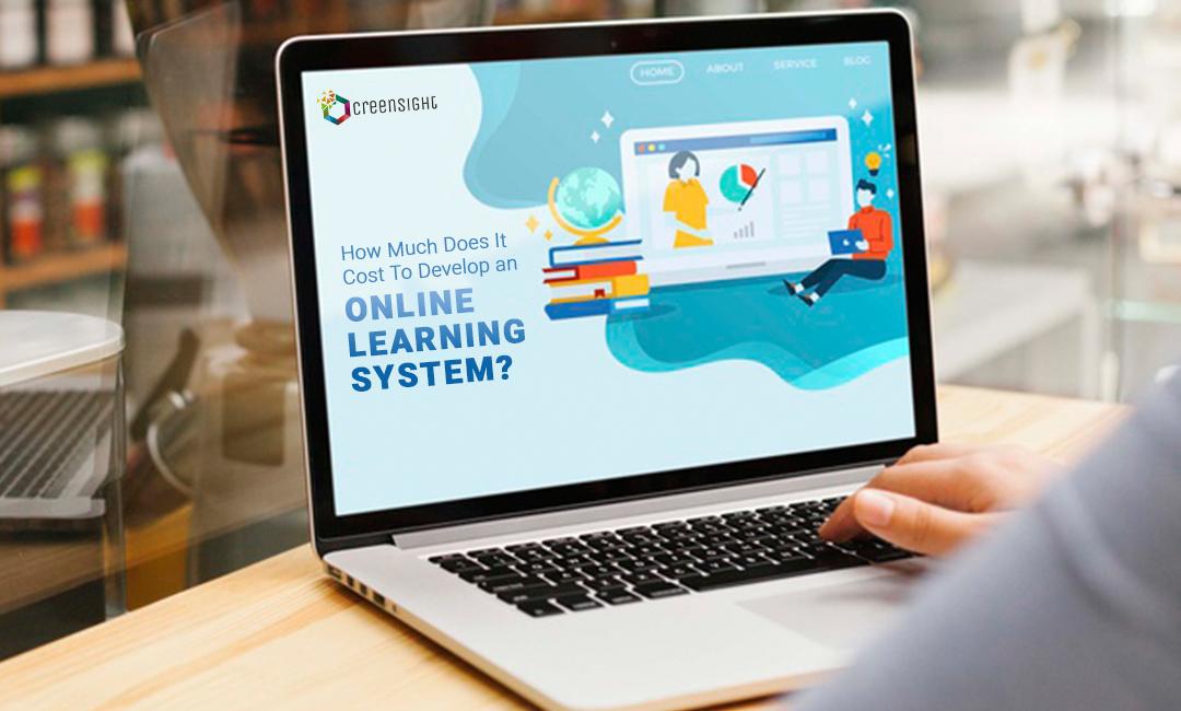 develop-online-learning-system