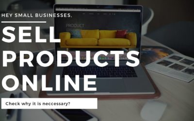 Why Selling Your Products Online is Necessary for Small Business?